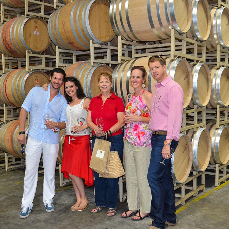 Private Tours With Central Coast Food And Wine Tours