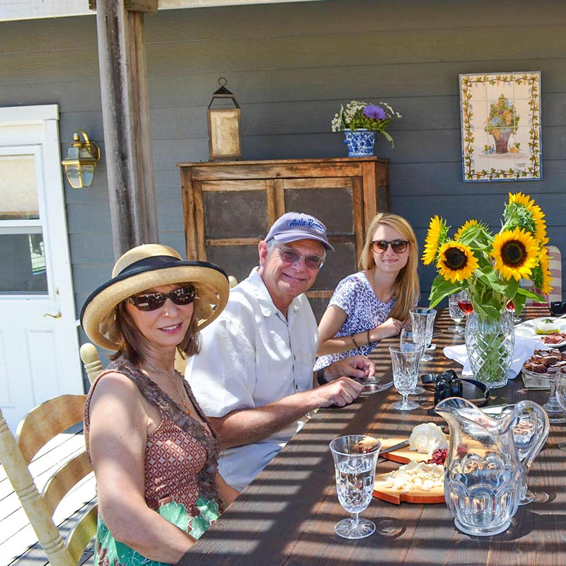Central Coast Food And Wine Walking Tours